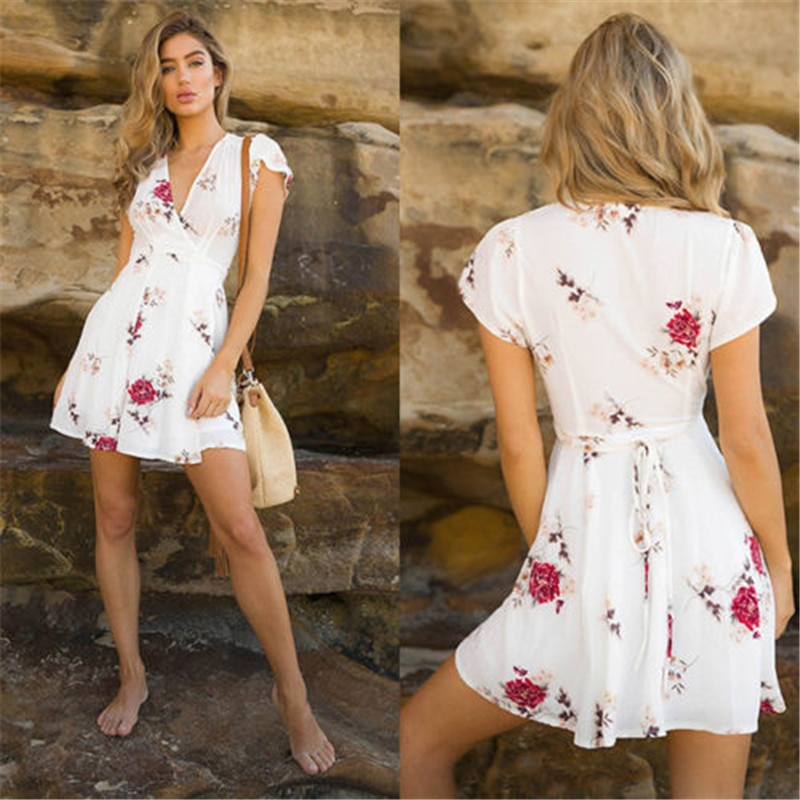 Find Your Favorite Ladies Summer Dresses