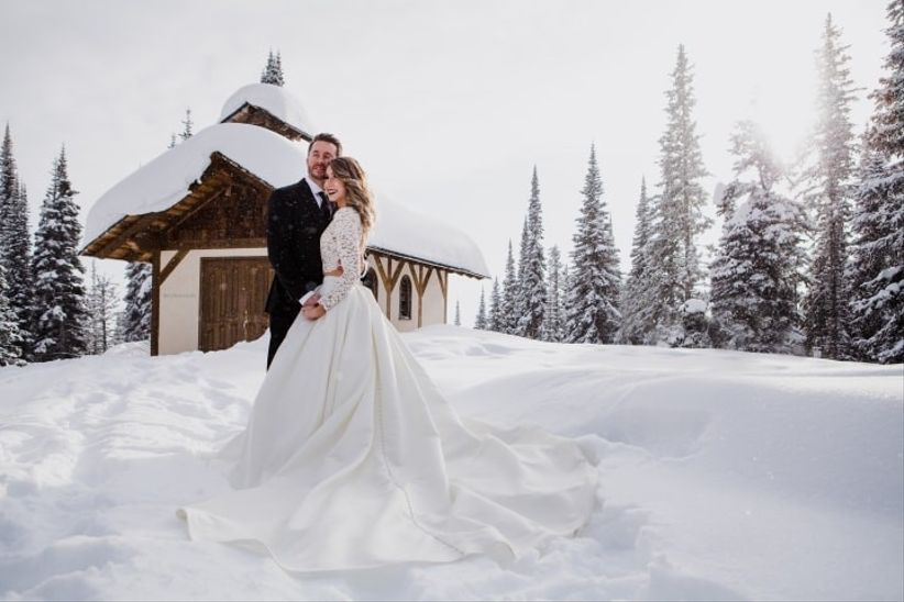 Tips To Find Best Affordable Winter Wedding Dress