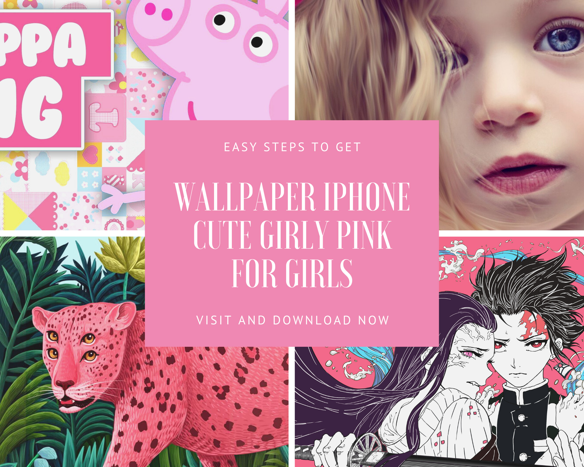 Easy Steps to Get Wallpaper iPhone Cute Girly Pink for Girls